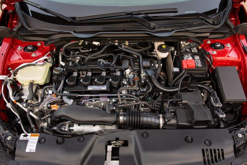 2017 Honda Civic Si Coupe 5