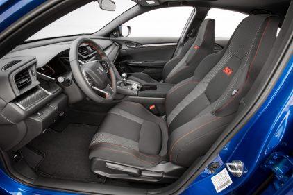 2017 Honda Civic Si Sedan 3