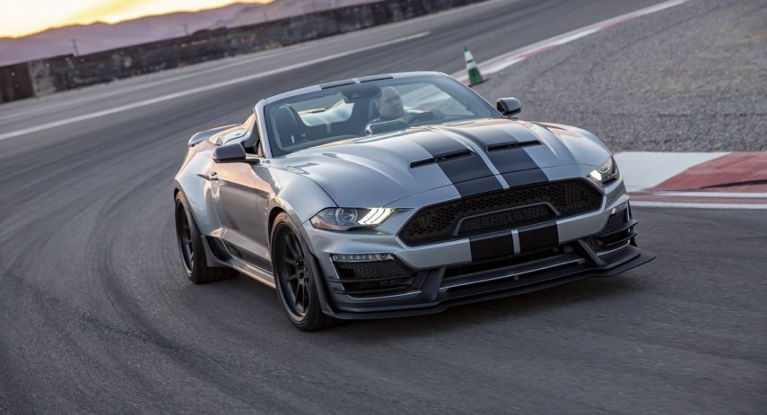 2021 Ford Mustang Shelby Super Snake Speedster (3)