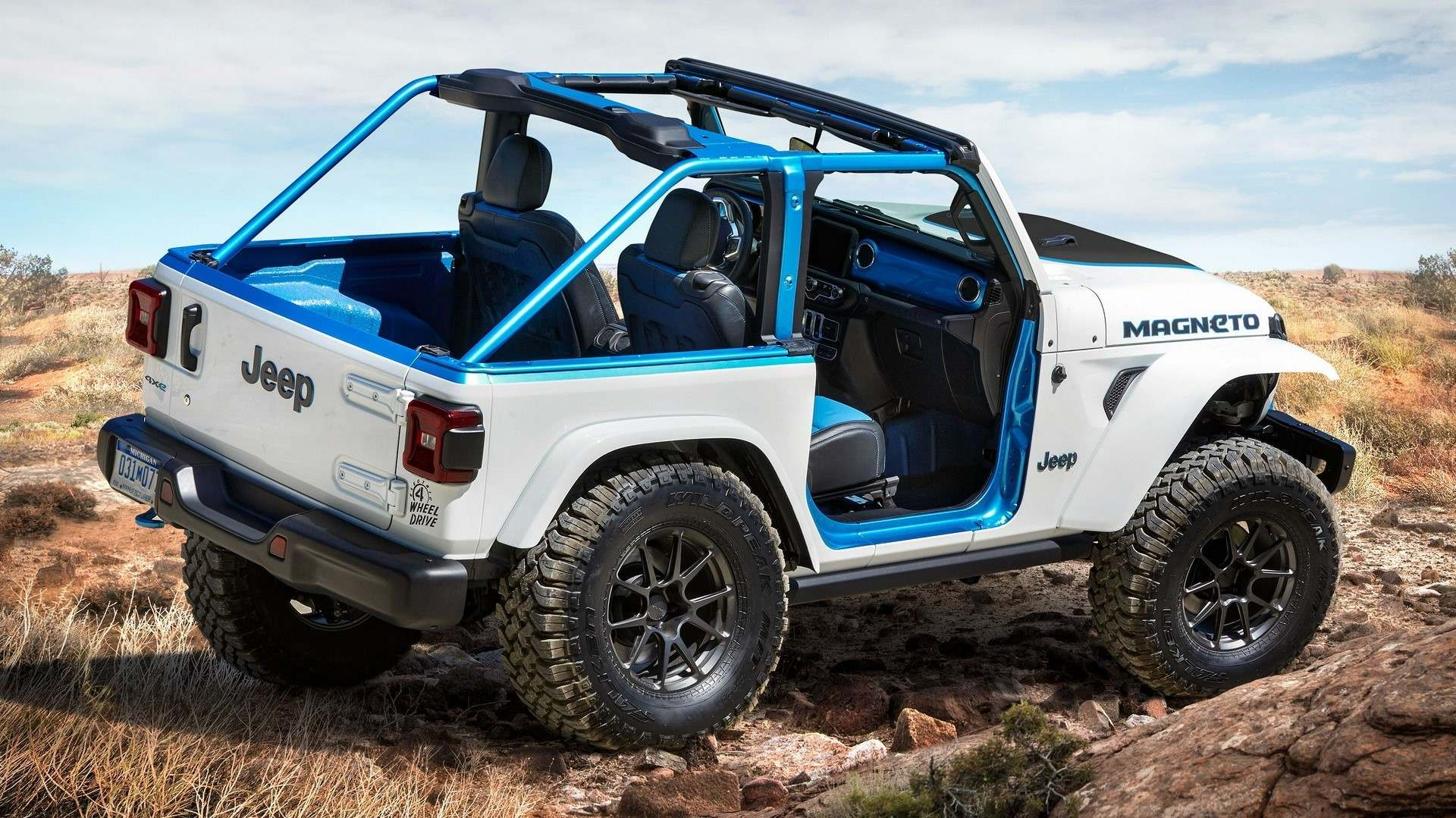 2021 Jeep Wrangler Magneto Concept (2)