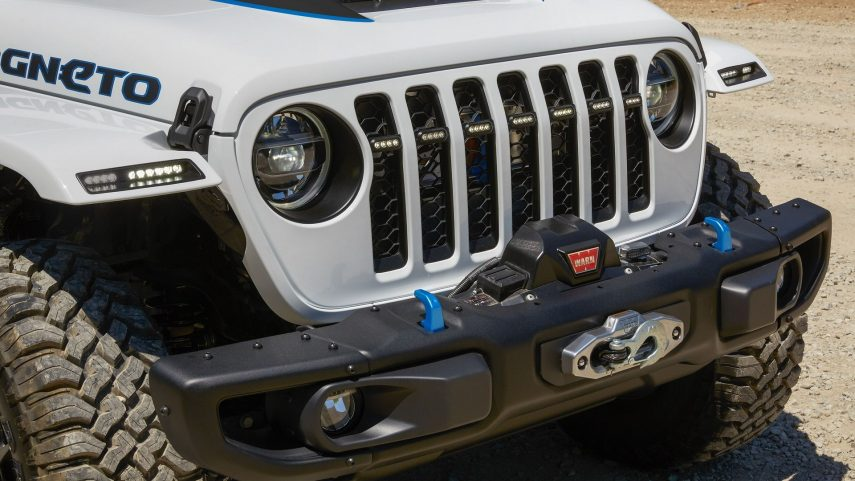 2021 Jeep Wrangler Magneto Concept (3)
