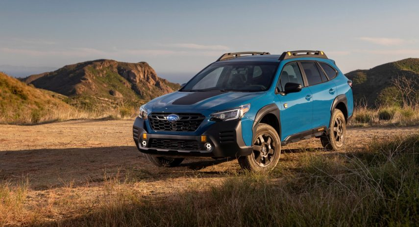 2022 Subaru Outback Wilderness (8)