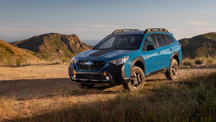 2022 Subaru Outback Wilderness, para quienes buscan un familiar muy aventurero