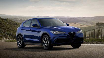 Alfa Romeo Stelvio Sprint Plus 2021