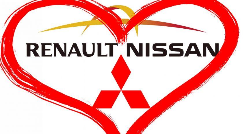 Alianza Renault Mitsubishi