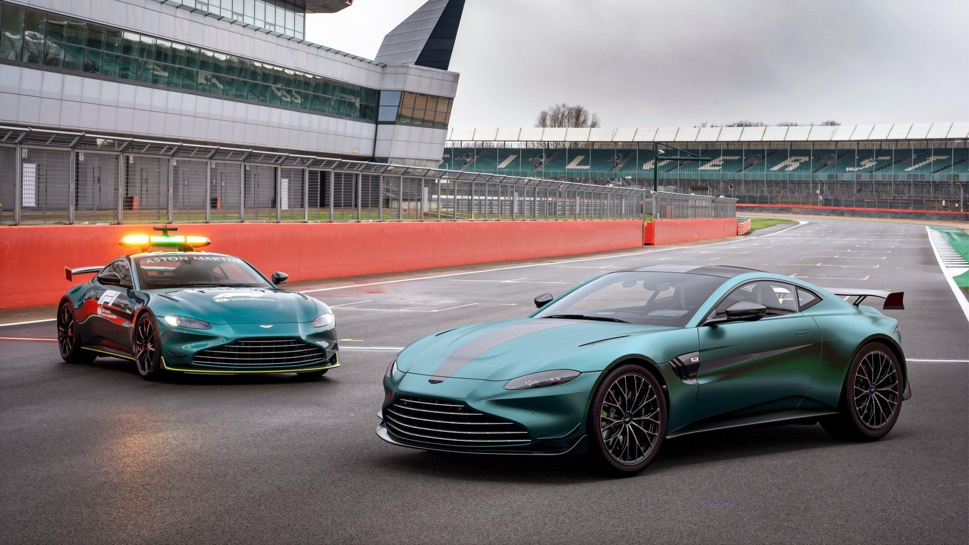 Aston Martin Vantage F1 Edition, el más dinámico de la gama hasta la fecha