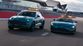 Aston Martin VantageDBXOfficial Safety and Medical cars of Formula One02