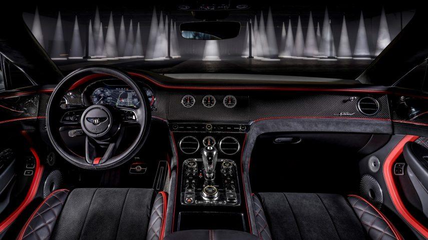 Bentley Continental GT Speed 2021 (18)