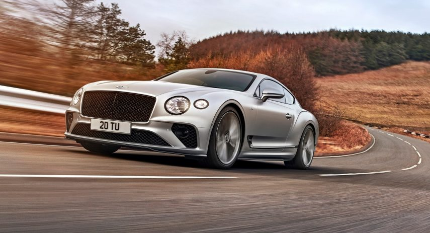 Bentley Continental GT Speed 2021 (2)