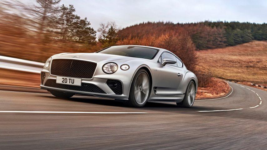 Bentley Continental GT Speed 2021, para quienes buscan un gran turismo más dinámico