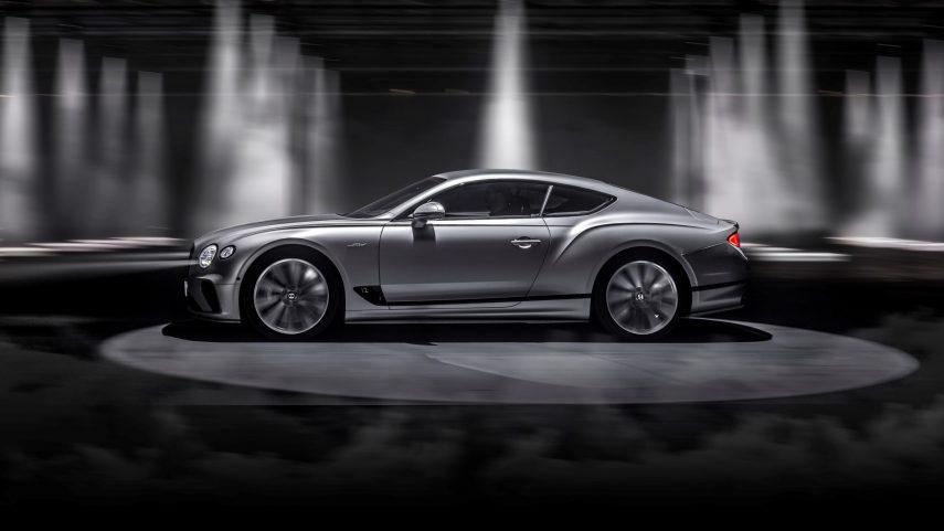 Bentley Continental GT Speed 2021 (8)