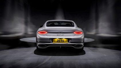 Bentley Continental GT Speed 2021 (9)