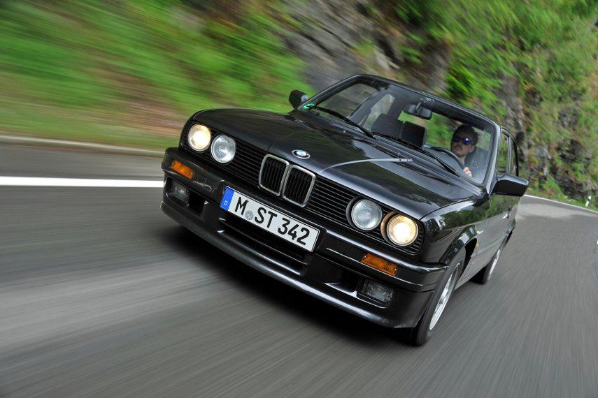 Coche del día: BMW 320is (E30)