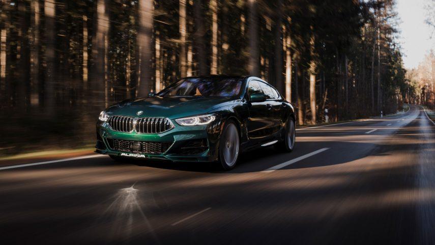 BMW Alpina B8 Gran Coupé, la alternativa al radical modelo firmado por M
