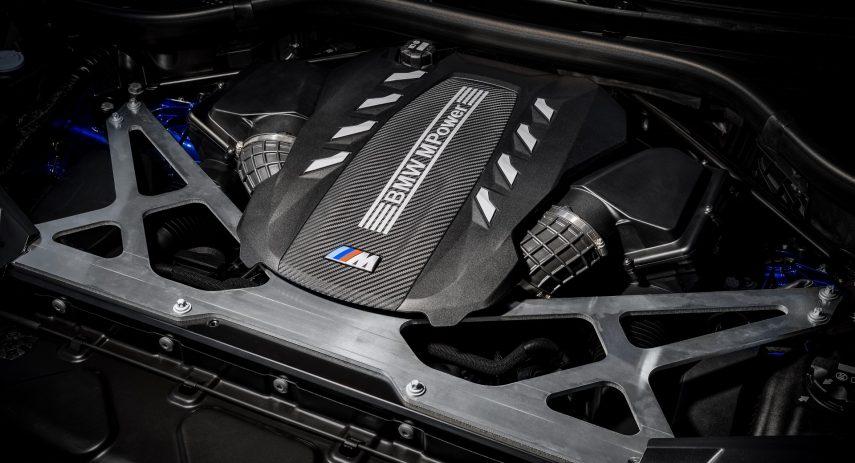 BMW Motor V8