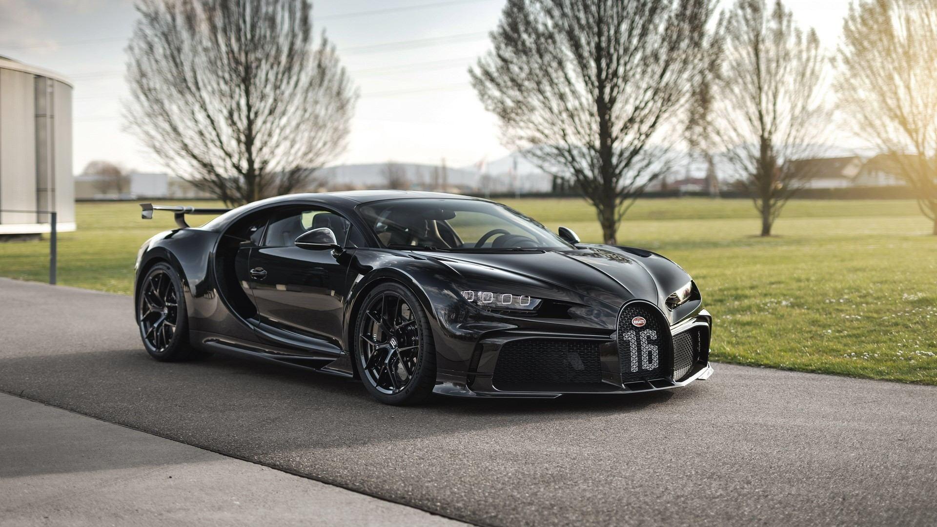 Casi cinco años después, Bugatti fabrica el Chiron número 300