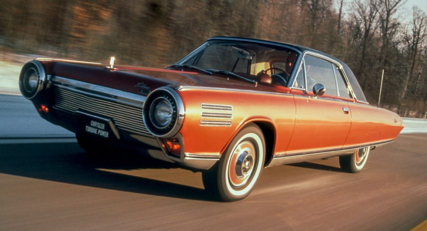 Chrysler Turbine Car 02