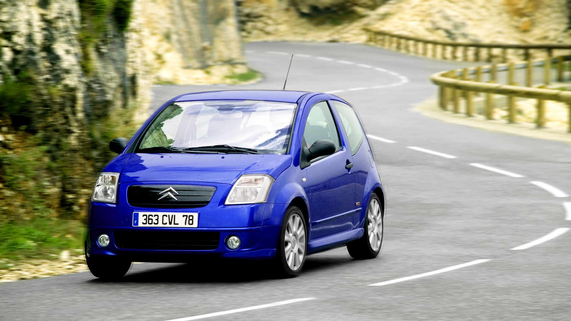 Coche del día: Citroën C2 VTS 1.6i 16v