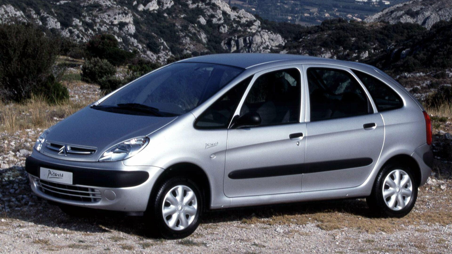 Coche del día: Citroën Xsara Picasso