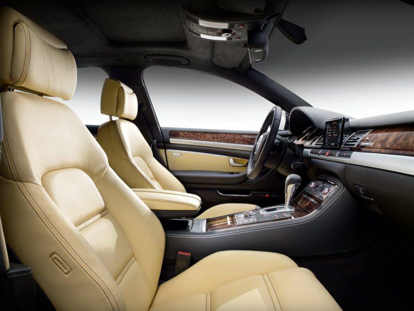 Comparativa segmento F 10000 euros Audi A8 2