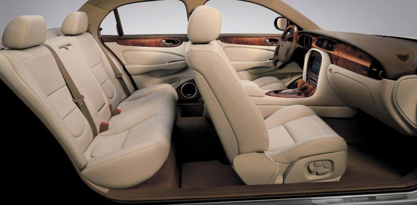 Comparativa segmento F 10000 euros Jaguar XJ8 2
