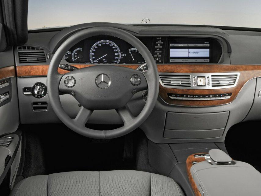 Comparativa segmento F 10000 euros Mercedes Clase S 2