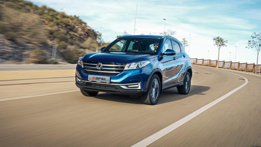 DFSK Seres 3 2021, el SUV compacto de origen chino que ya se puede comprar en España