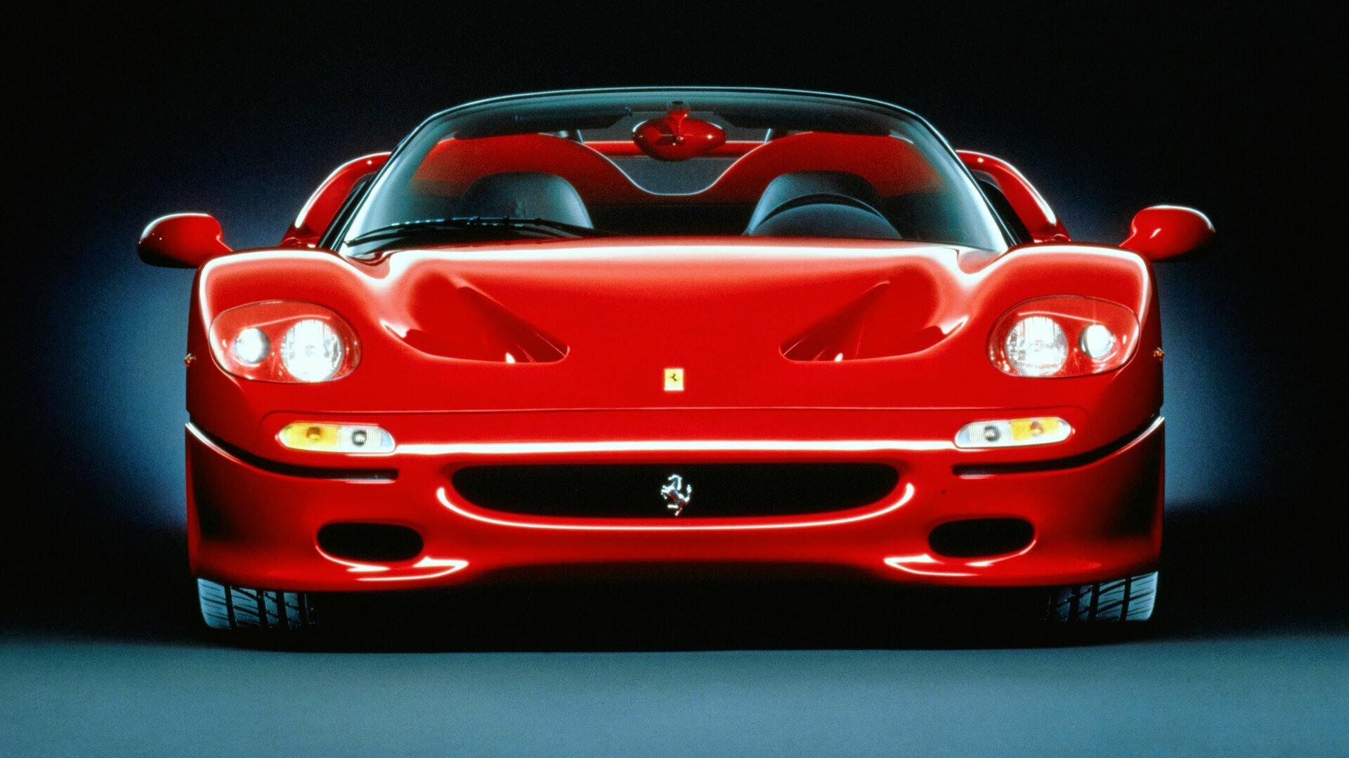 Coche del día: Ferrari F50