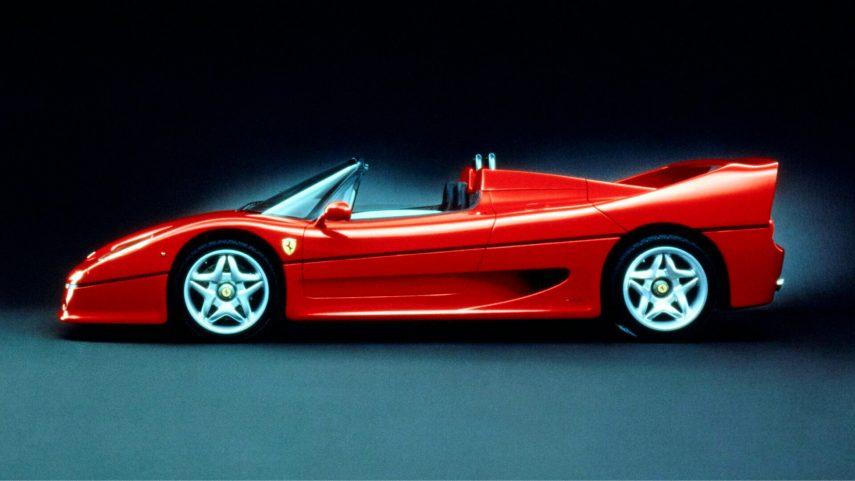 Ferrari F50 2
