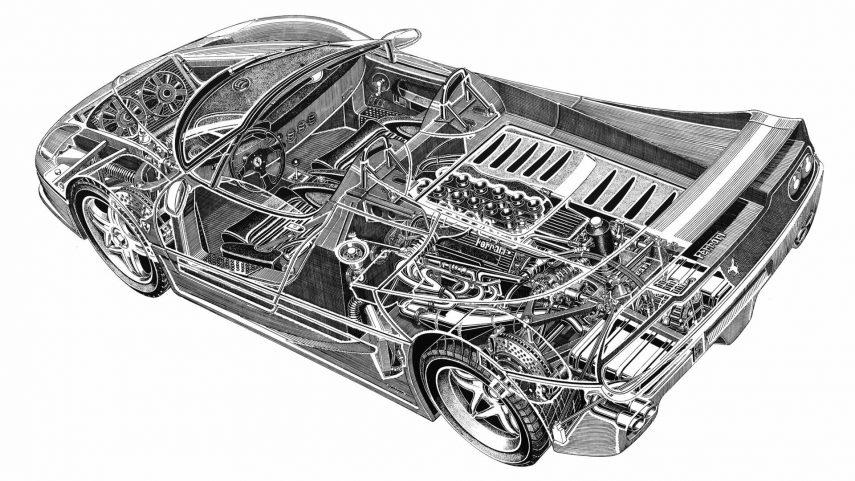 Ferrari F50 5