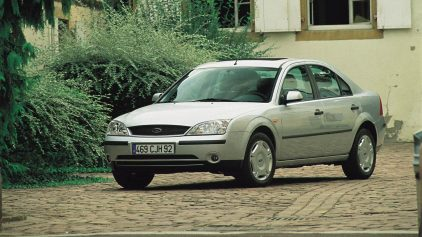 ford mondeo ii