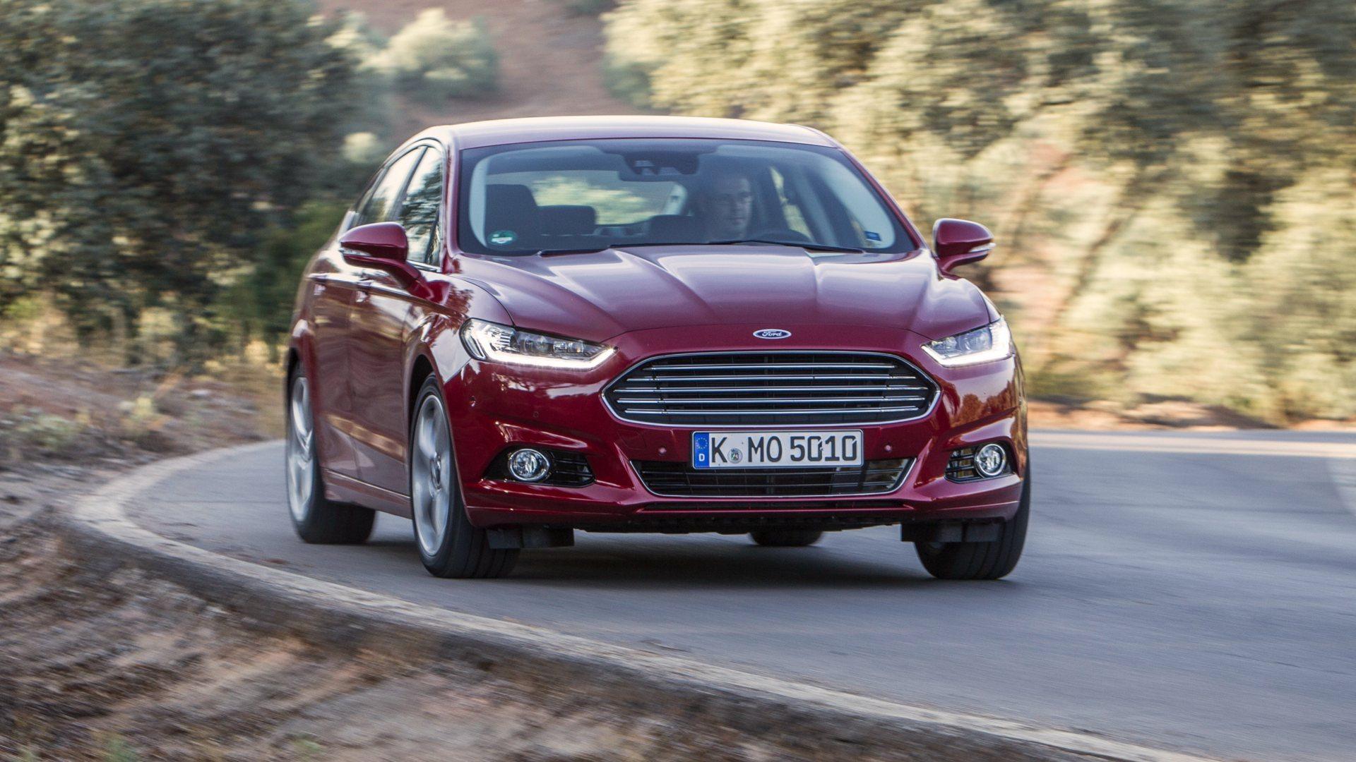 El Ford Mondeo dejará de fabricarse en 2022