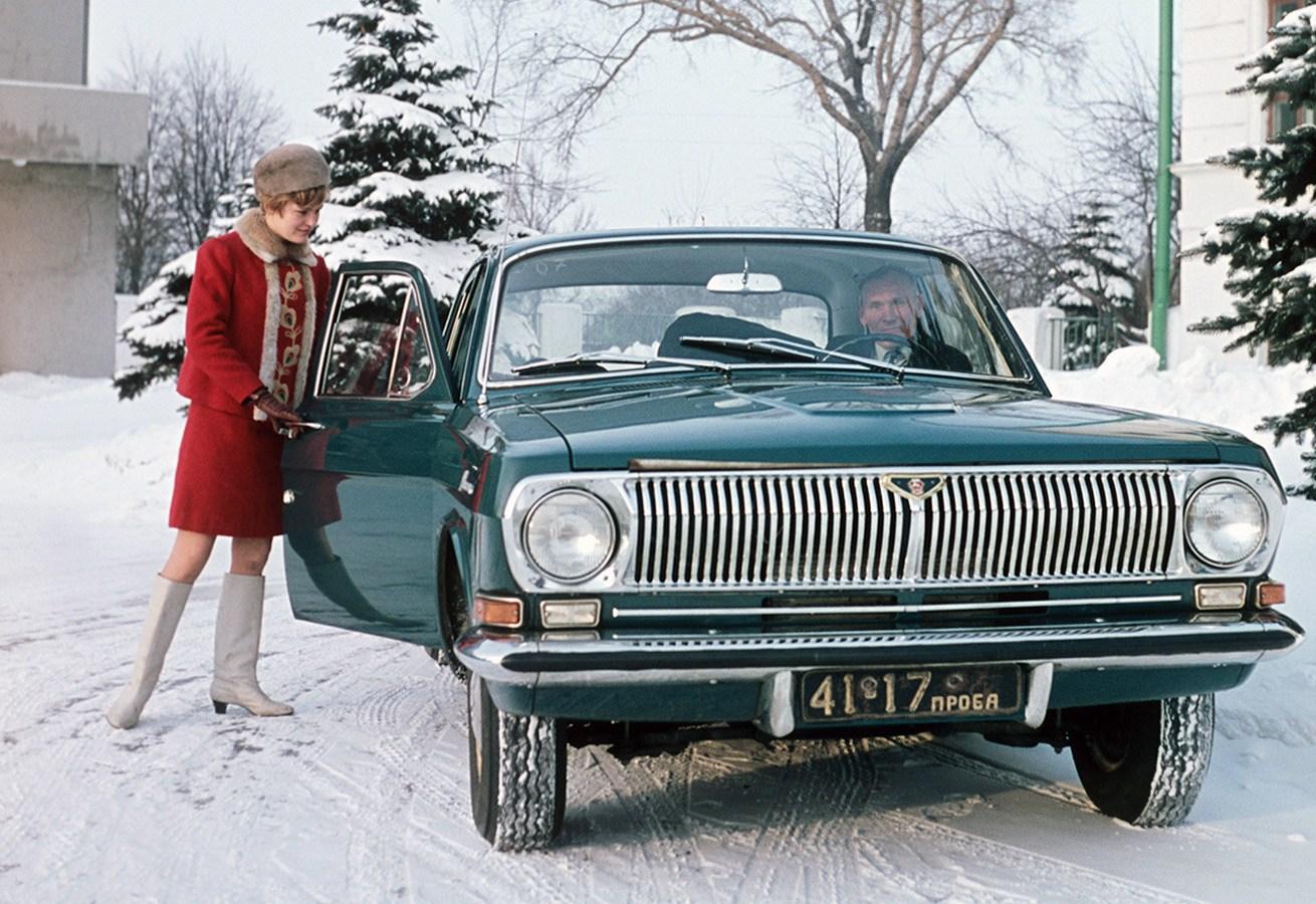 """Coche del día: GAZ-24 """"Volga"""""""