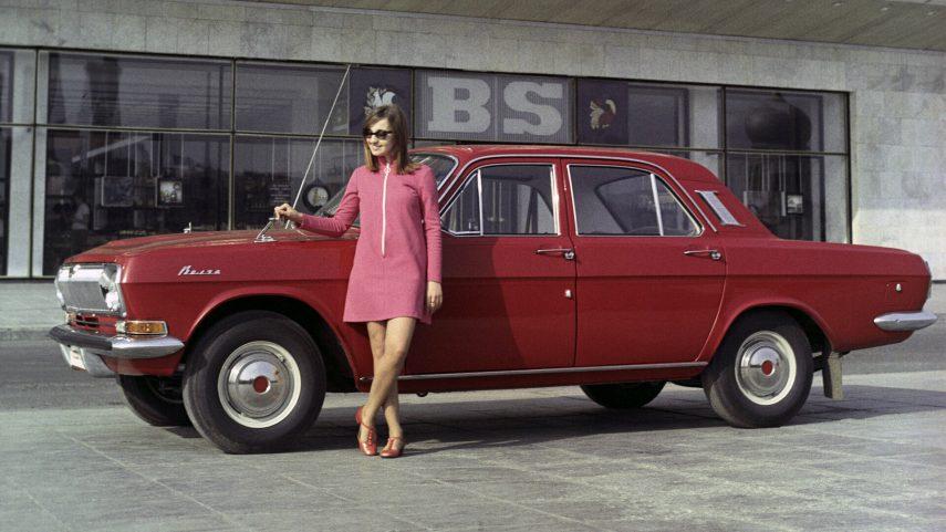GAZ 24 Volga 2