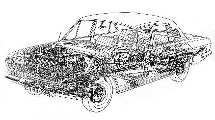 GAZ 24 Volga 3