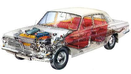 GAZ 24 Volga 4