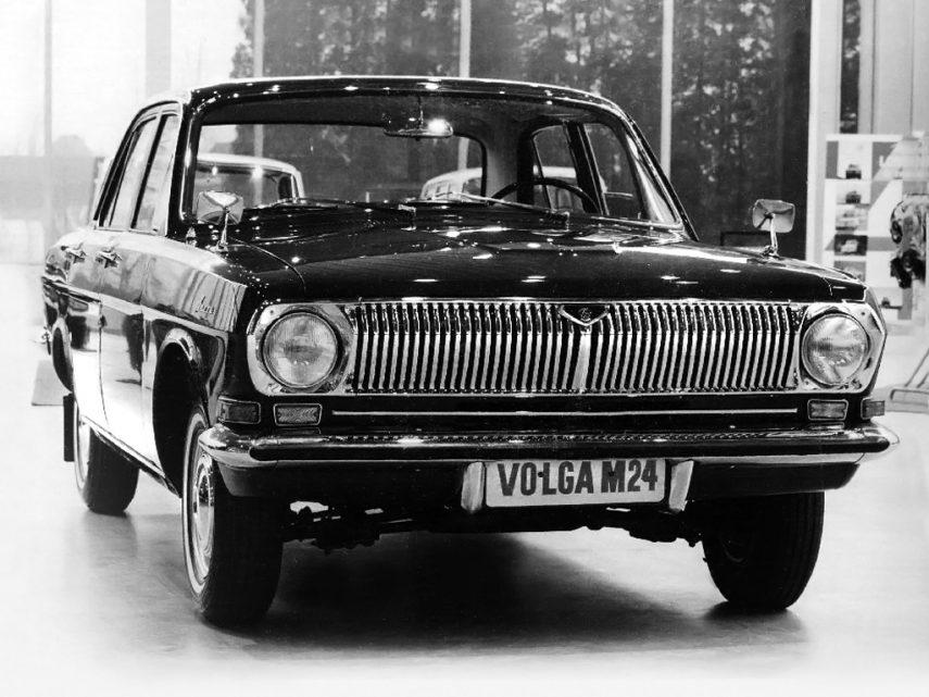 GAZ 24 Volga 6