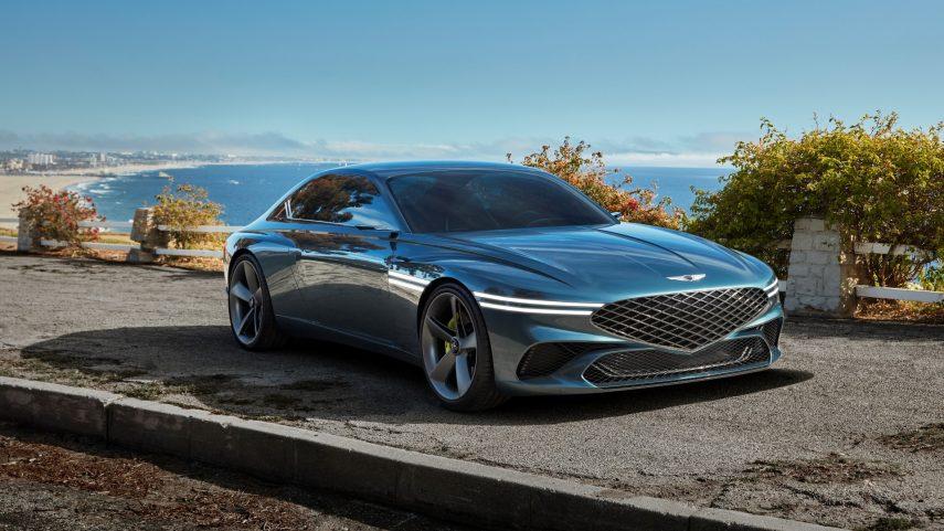 Genesis X Concept, un gran turismo eléctrico que debería llegar a las calles