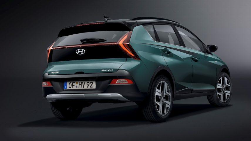 Hyundai Bayon 2021 (2)