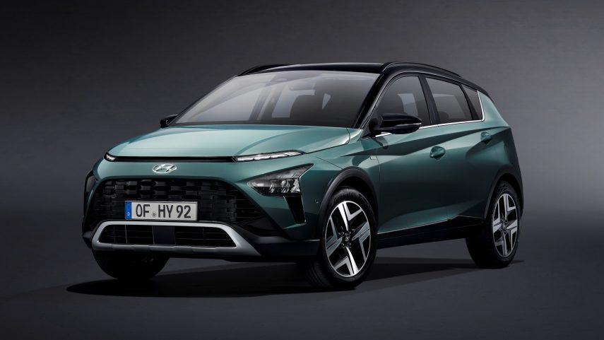 El Hyundai Bayon 2021 es la última apuesta de la marca para los jóvenes