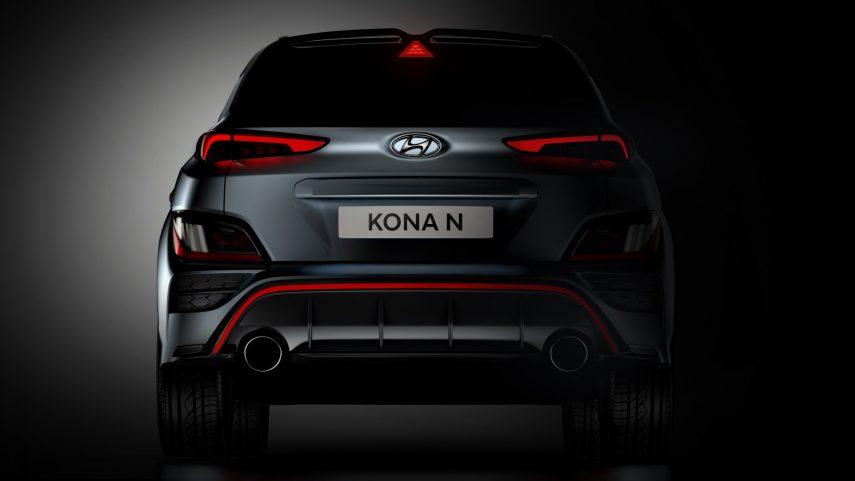 Hyundai Kona N Teaser (2)
