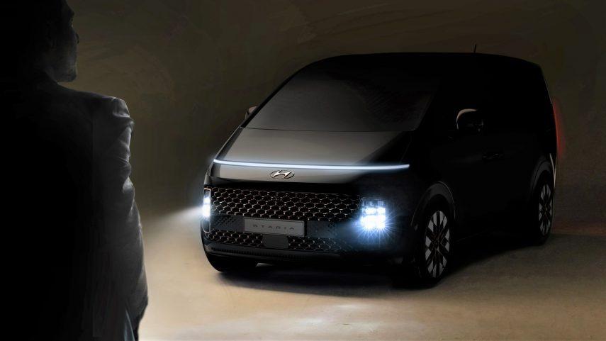 Hyundai Staria, una nueva apuesta por los monovolúmenes