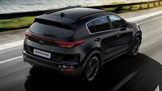 Kia Sportage Black Edition 2021 (5)
