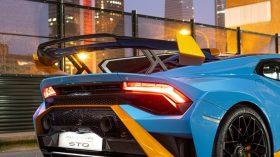 Lamborghini Huracan STO en Madrid 01