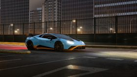 Lamborghini Huracan STO en Madrid 02