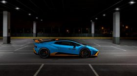 Lamborghini Huracan STO en Madrid 03