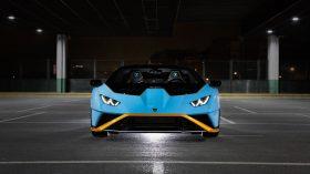 Lamborghini Huracan STO en Madrid 04