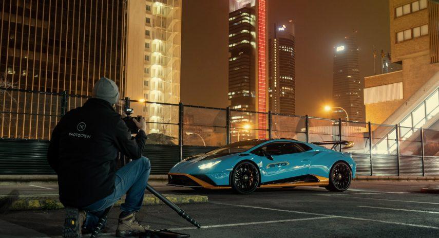 Lamborghini Huracan STO Mikel Prieto 08