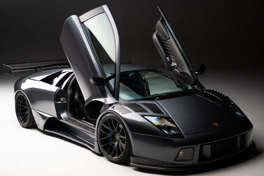 Lamborghini Murciélago GT1 Driftworks Tuning (3)