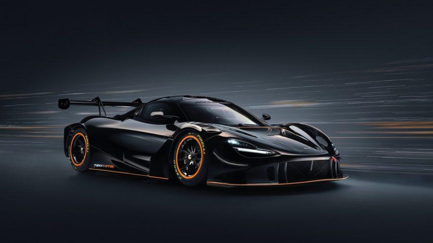 McLaren 720S GT3X, la última criatura de circuito venida de Woking